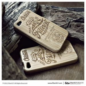 Image of FCL Outdoor Lab Bamboo iPhone4s Case