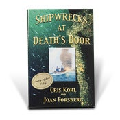 Image of Shipwrecks at Death's Door Book