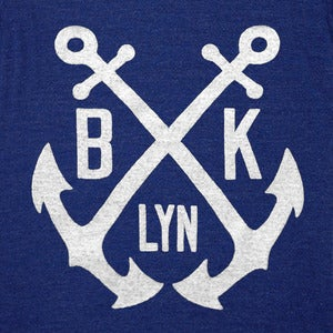 Image of Brooklyn Anchor Tee