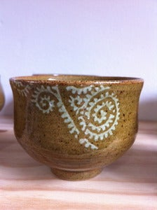 Image of Pottery Saki Bowls