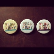 Image of Wild & Kinky Button