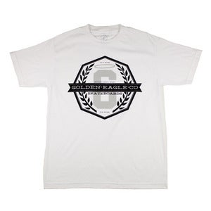 Image of Team Crest S/S Tee in White