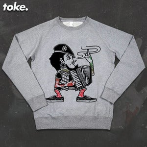 Image of Toke - Irish Toker - Sweatshirt