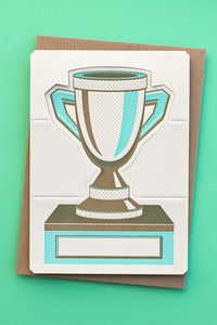 Image of Trophy Card