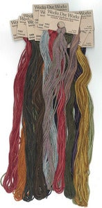 Image of Weeks Dye Works Threads