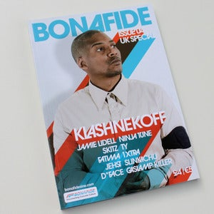 Image of Bonafide issue 04