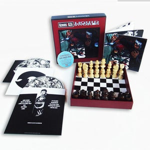 Image of Genius/GZA - Liquid Swords The Chess Box