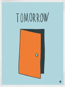 Image of Tomorrow Print