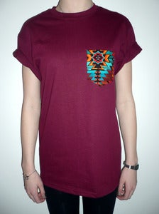 Image of Aztec I Pocket Tee