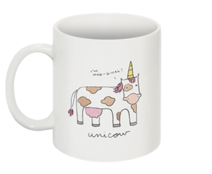 Image of MUGS: Uni-cow Mug