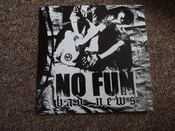 Image of NO FUN Bad News 7""
