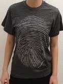 Image of Original Thumbprint T-Shirt/Tanks