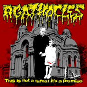 Image of AGATHOCLES &quot;This is not a Threat, it&amp;#x27;s a Promise&quot; CD