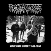 Image of AGATHOCLES &quot;Mince core history 1996-1997&quot; CD