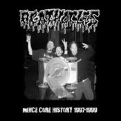 Image of AGATHOCLES &quot;Mince core history 1997-1999&quot; CD