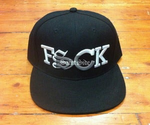 Image of Saint Side Apparel - FSCK Snapback
