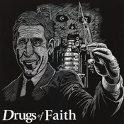 Image of DRUGS OF FAITH &quot;s/t&quot; MCD