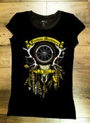 Image of FMA Dreamcatcher Ladies Scoop-neck Tee