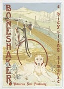 Image of Boneshaker Almanac Limited Edition Poster