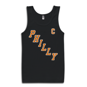 Image of Philly Captain Tank (Black)
