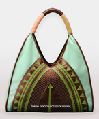 Image of Melie Bianco Mint Salma hobo