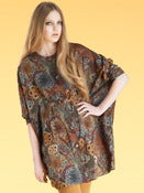 Image of AW11 Fleur's Lunar shadows dress 25% OFF