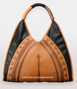 Image of Melie Bianco Black Salma Hobo
