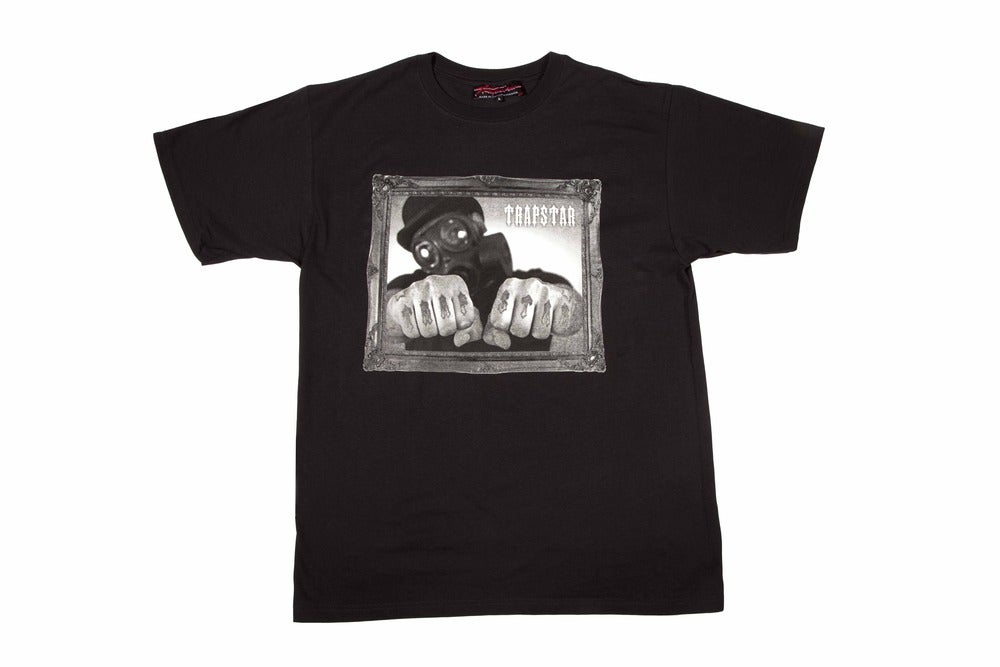 Image of Corporate Thuggin tee (black)