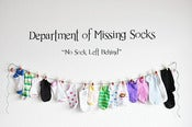 Image of Department of Missing Socks 588