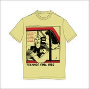 Image of Teenage Cool Kids &quot;Volvo To A Kiss&quot; shirt