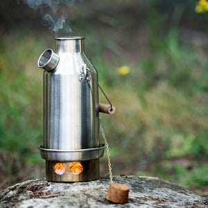 Image of Kelly Kettle Stainless Trekker