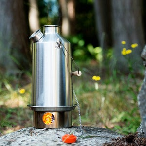 Image of Kelly Kettle Stainless Base Camp