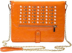 Image of Elizabeth - Studded Orange