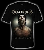 "Image of Ouroboros ""Glorification of a Myth"" Men's Shirt"