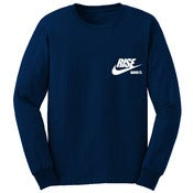 Image of SALE : RISE ABOVE IT LONG SLEEVE