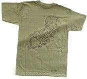 Image of Consigned Tee - Mil Green