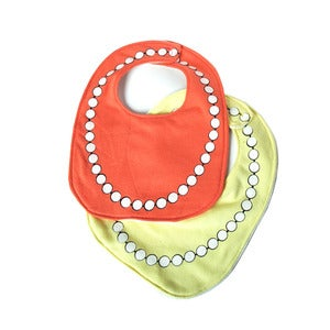 Image of Necklace ) Baby's Bib