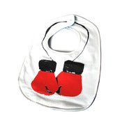 Image of Boxer ) Baby's Bib