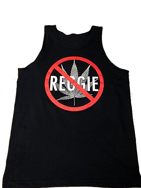 Image of NO REGGIE TANK TOP by Community 54