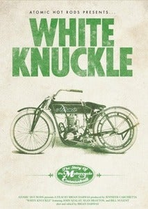 Image of White Knuckle - The story of The Motorcycle Cannonball