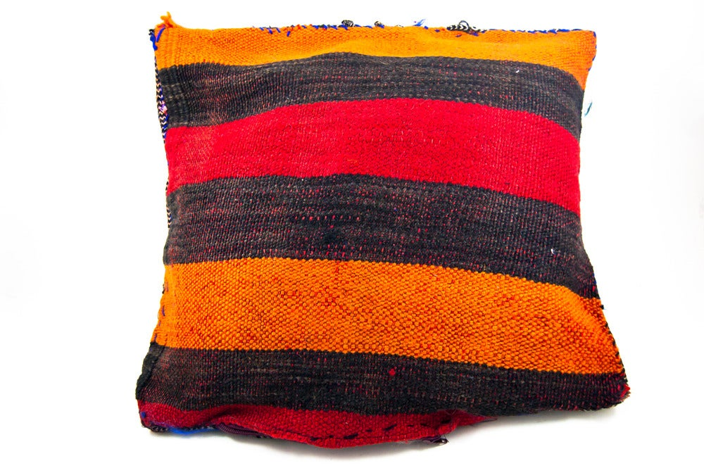 Image of Berber Pillow, kilim1