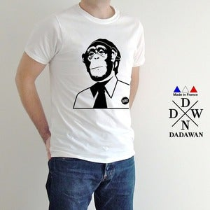 Image of T-shirt Monkey business by Dadawan