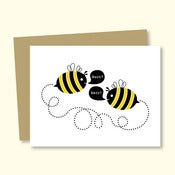 Image of Buzz Bees Card