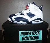 Image of Air Jordan VI (6) &quot;Olympics&quot;