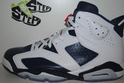 Image of Air Jordan Retro VI &quot;Olympic&quot; (2012)