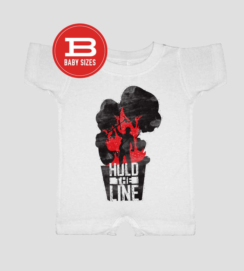 Image of Hold The Line (Baby) - Batch 2 | Designed by Matt Andrews