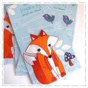 Image of Make It - Iron On Motifs - Foxy