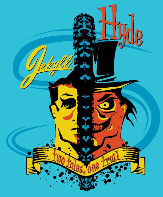 Image of Jekyll and Hyde Tee