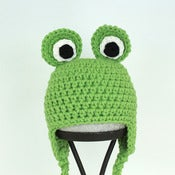 Image of Frog Beanie