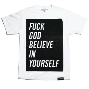 Image of Fuck God T-Shirt